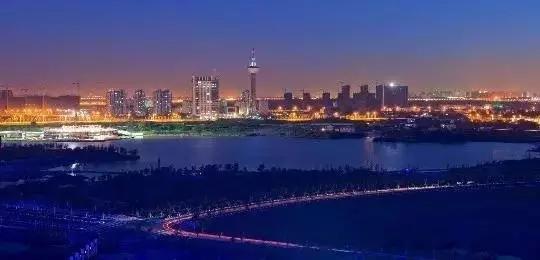 太仓市全景图