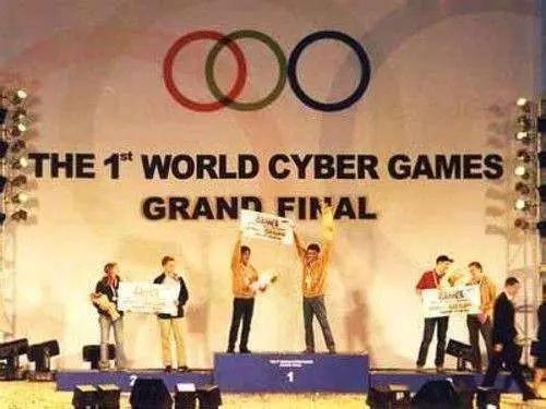 第一届WCG已经吸引到了全世界最顶级的选手参与