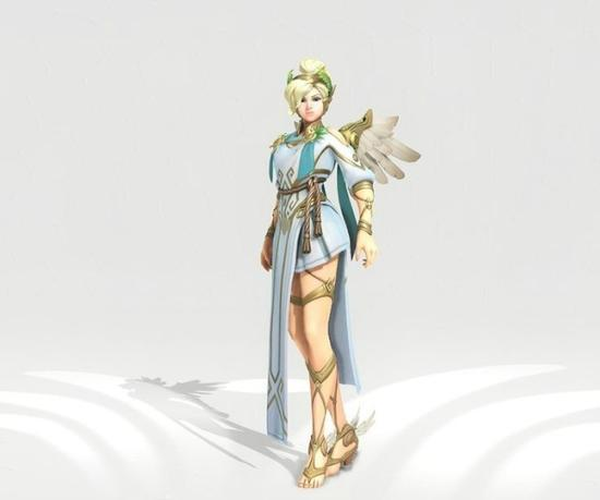 天使新橙皮:胜利女神