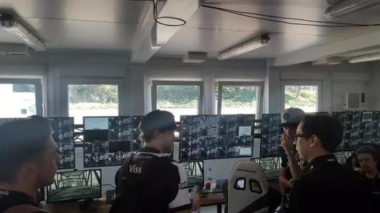 ESL比赛后台OB系统