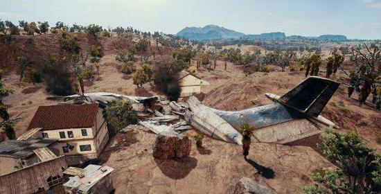 《绝地求生:大逃杀》12月更新含沙漠地图
