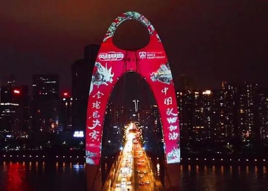 珠江大桥猎德大桥