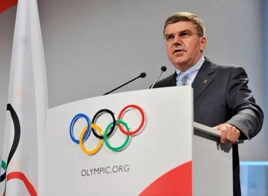 第九任奥委会主席——托马斯·巴赫