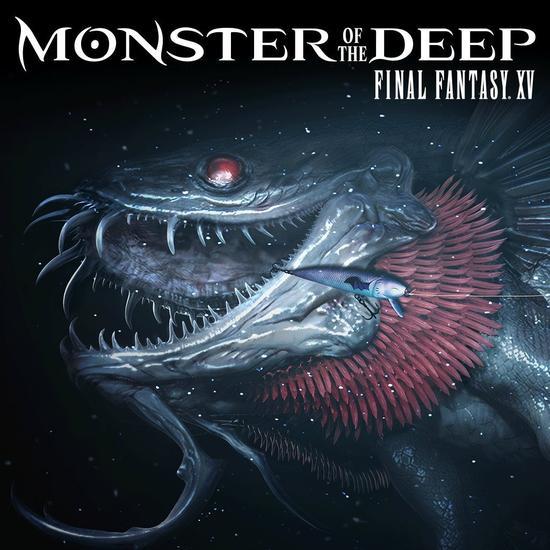 《最终幻想15:深海巨兽》容量大小公布 明日发售
