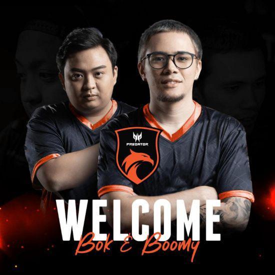 Bok和Boomy加入TNC