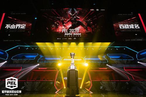 《【煜星公司】NV-XQF战队斩获PEL2020 S2冠军,2020PEL和平精英职业联赛S2赛季圆满收官》