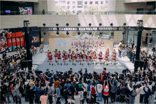 AKB48 Team SH主场ESP初舞台圆满落幕!