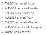 极限之地八强:关键局发挥TyLoo淘汰蒙古