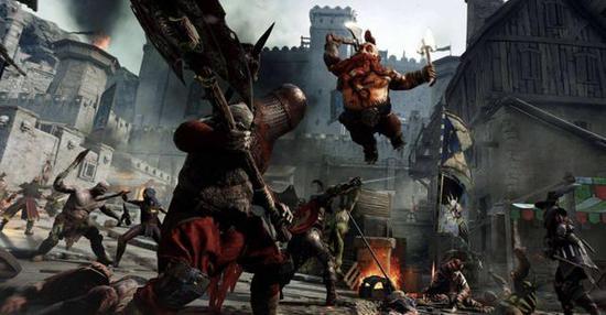 《战锤:末世鼠疫2》败给服务器的黑马