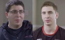 Zfreek,Kyle两兄弟