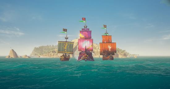 《【煜星网上平台】《盗贼之海》Steam周榜登顶,迅游加速联机游戏超流畅》