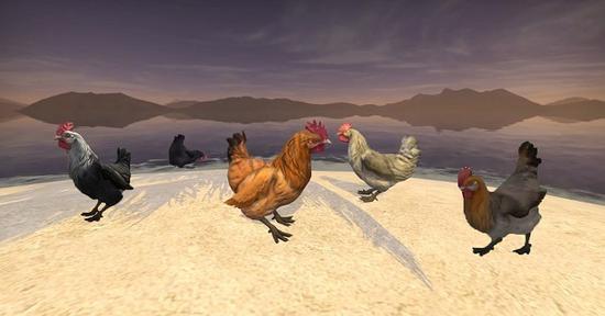 鸡上心来CS:GO更新5款小鸡模型