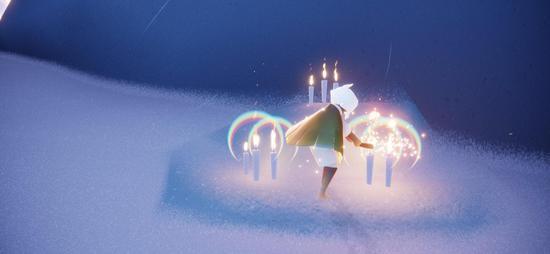 云海彼岸,温暖的灵魂终将相遇《Sky光遇》评测