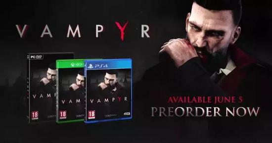 """游戏在发布后几乎可以说是立即引起了一小股""""吸血鬼""""热潮。"""