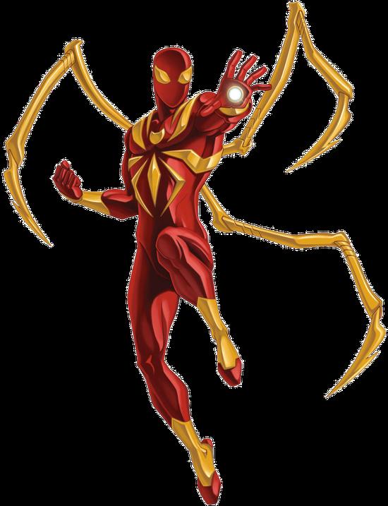钢铁蜘蛛侠战甲
