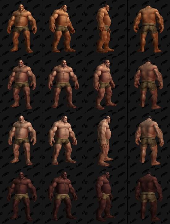 《魔兽世界》8.0新人类种族 拥有独特的熊形态