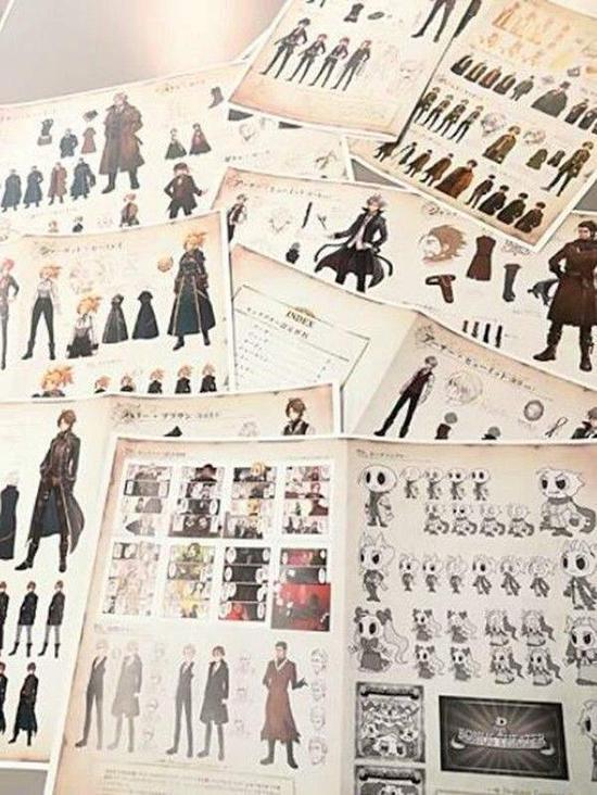 《凶杀侦探:开膛手杰克》制作团队公布设计手稿