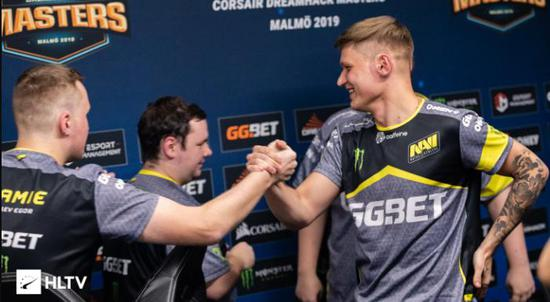 s1mple:我并没有如同传