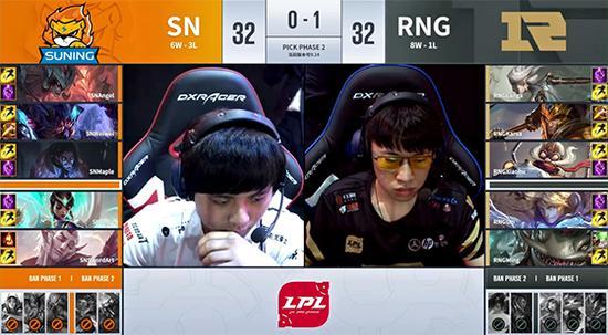 【天龙扑克】SN中期大龙决策失误被团灭,RNG2-0斩获五连胜!