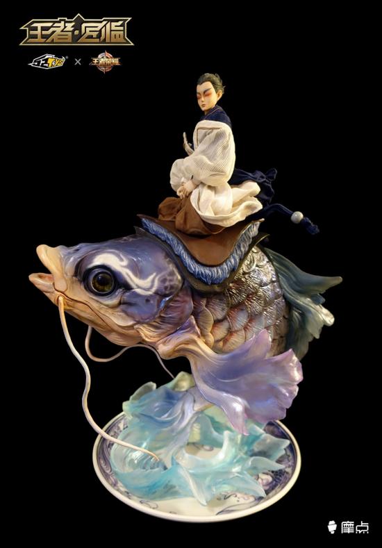 庄周-鲤鱼之梦