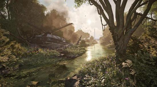 《全境封锁2》暗区里玩家在更具挑战性的地方可以获得更多的战利品