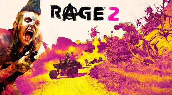 废土气息浓厚的新游戏《狂怒 2》
