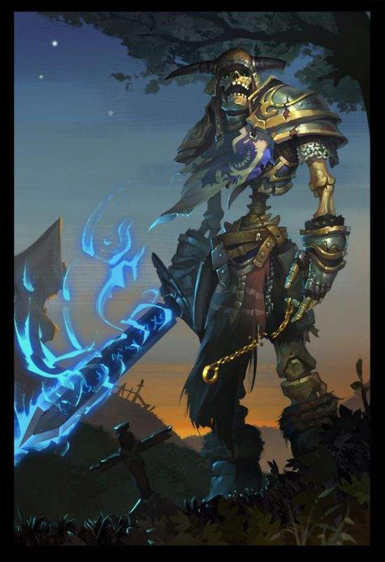 魔兽怀旧服故事杂谈:联盟经典任务之摩拉迪姆