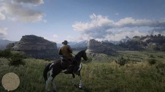 《荒野大镖客2》给马取名有限制:你不能叫它任天堂