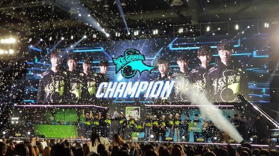 X6问鼎KROC第一赛季冠军