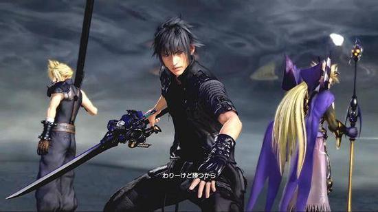 《最终幻想纷争NT》PC版延迟过高引玩家不满
