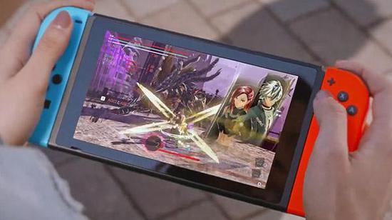 《噬神者3》游戏预购将提供《薄暮传说》尤里和艾斯提尔的服装及发行下载码