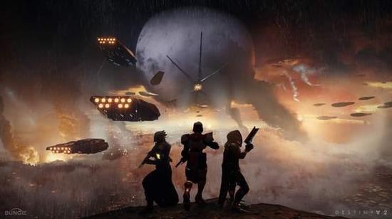 《命运2》将登陆Steam并转为免费 新DLC9月17日发售