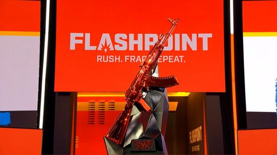 FLASHPOINT宣布第二赛季100万美元奖金池