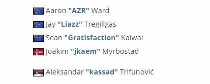 【天龙扑克】牛仔相见 kassad或将加入EXTREMUM重逢AZR