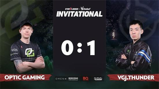 VGJ.T再失冠军,OpTic问鼎SLI第五赛季拿到首冠