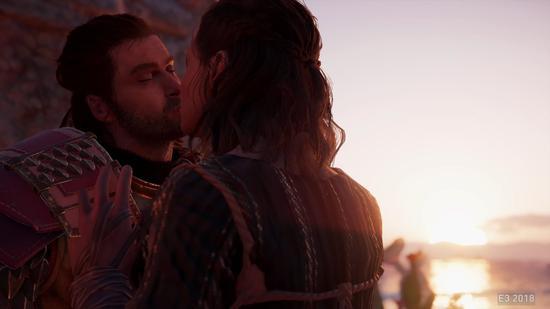 """游戏将提供""""大量""""不同的机会来和角色恋爱,你可以随时退出"""