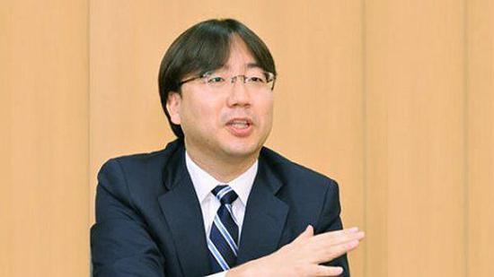 现任任天堂CEO古川俊太郎