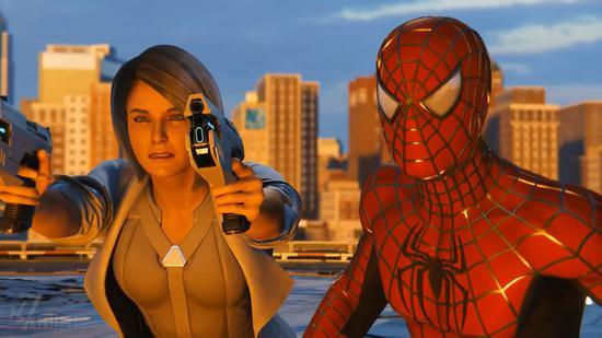 《漫威蜘蛛侠》最终DLC结局向原作者斯坦李致敬