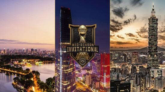 2019季中冠军赛落地越南以及中国台北