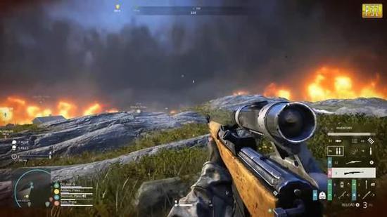 玩家会找到的战利品:武器和配备