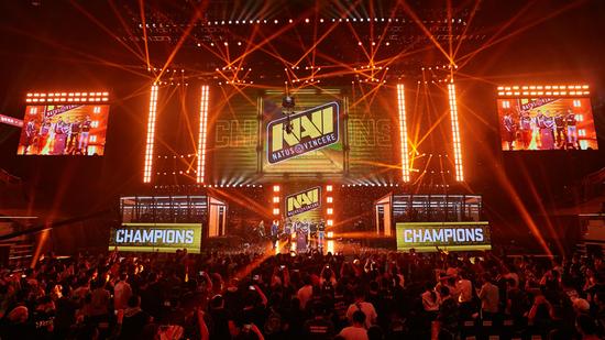 NaVi收获了今年的第一个冠军