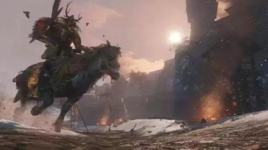 《只狼》的前世今生和通关攻略