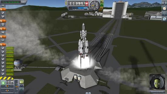 """《坎巴拉太空计划》""""破土扩张""""DLC马上就将完工 将会在5月30日发布"""