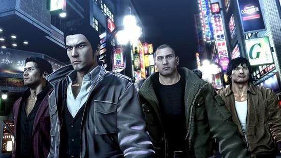 《如龙5》官方放出PS4重制版战斗系统 将于6月20日发售