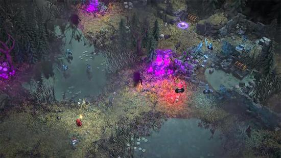 《魔岩山传说》开发商新作已登陆Steam