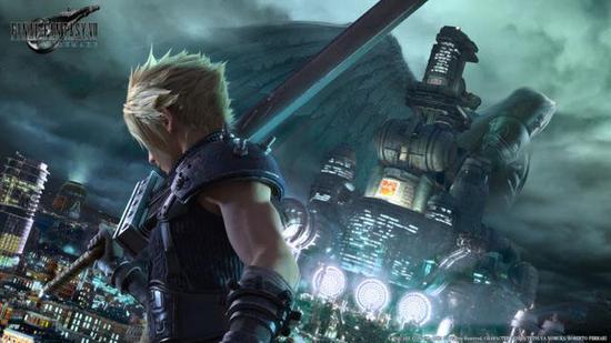 《最终幻想7:重制版》直播上放出宣传视频 近期将推出试玩版