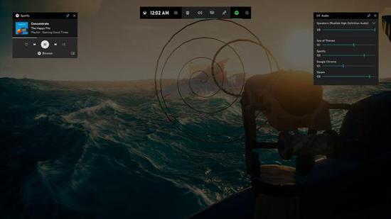 xp系统32位  ,Win10大更新带来全新的Xbox游戏工具栏