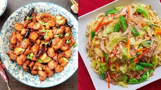 左宗棠鸡与李鸿章杂碎,两道最著名的美式中餐