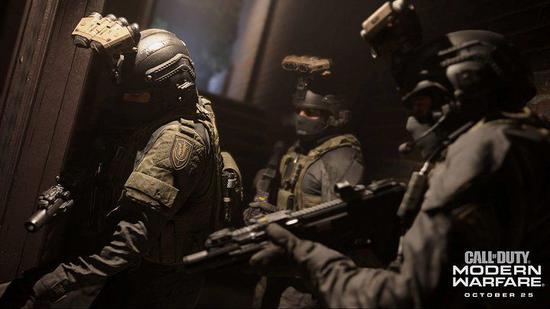 ▲ 新《使命召唤 现代战争》强调描写战场上的'道德灰色地带'