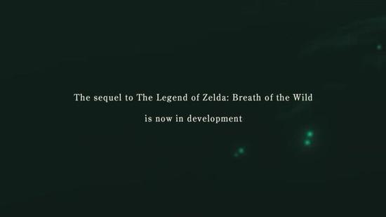 塞尔达新作套用《荒野之息》地图!游戏开发时